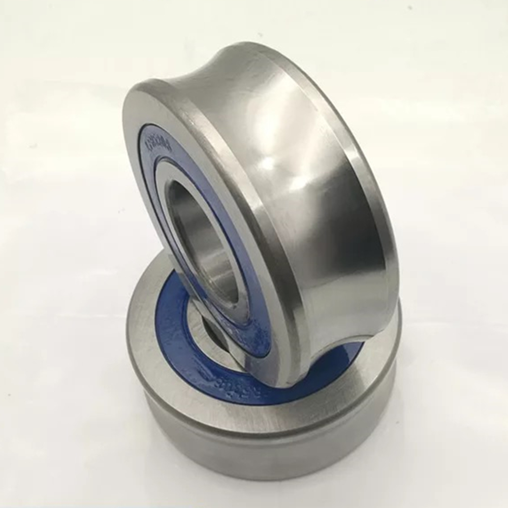 factory supply U groove track roller guide wheel LFR5302KDD LFR5302NPP roller ball bearing