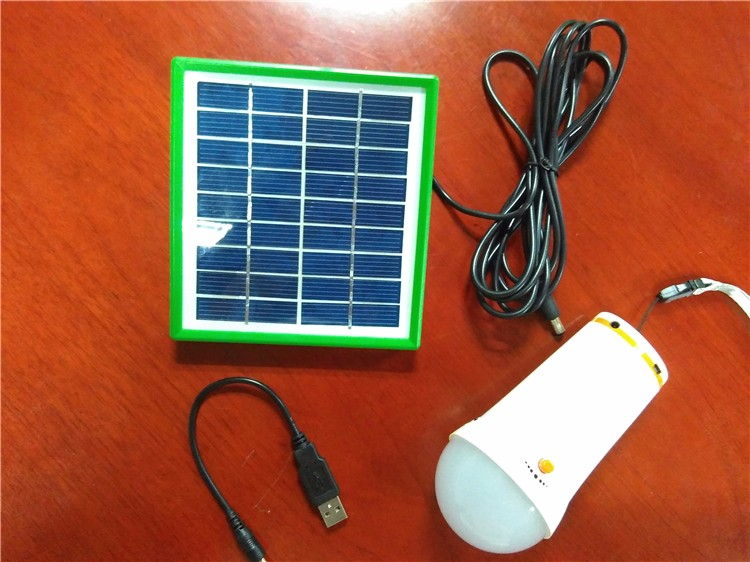 solar led panel light