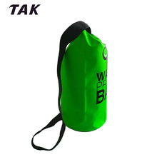 2018 China Outdoor Fashion Camping 15l Waterproof Dry Bag