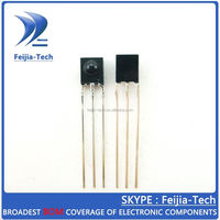 HS0038 The integration of the universal receiver plastic infrared receiver infrared receiving