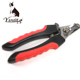 High quality stainless steel pet dog nail clippers and trimmer