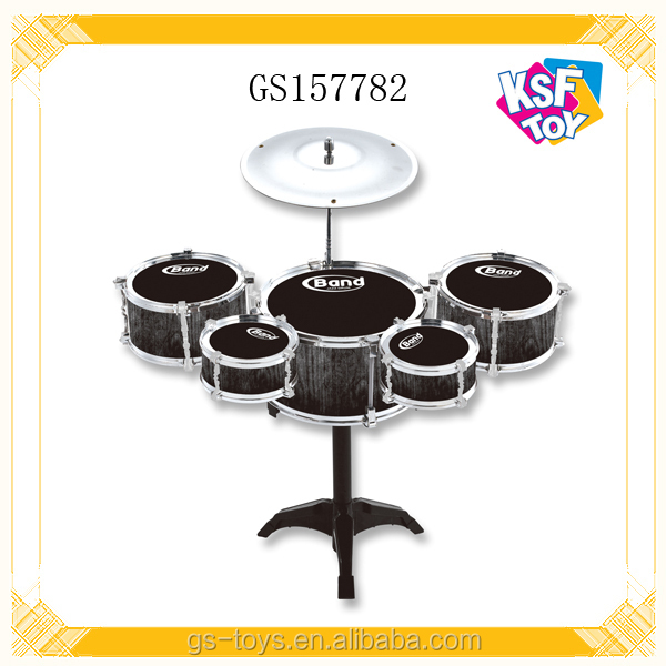 5 Band Drum Jazz Drum Toy Play Set