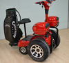 CE 500W off-road 4 wheel cheap electric golf carts