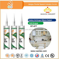 Flowable Silicone Sealant for Windshield and Glass