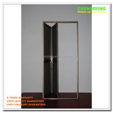 Commerical Rolling Galvanized Steel Foamed Motorized Industrial Folding Door