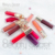 Custom make your own logo lipgloss wholesale lip gloss