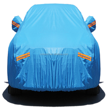 Wholesale water-resistent sunscreen full car cover