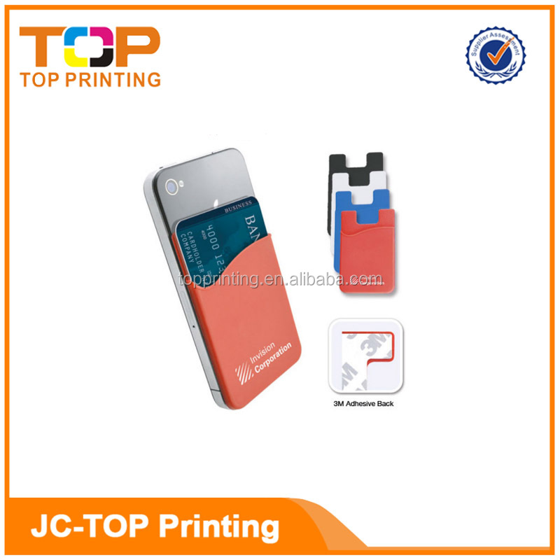 cheap price 3M phone card holder sticker professional factory