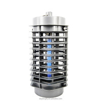 2015 UV led light electronic mosquito insect trap/ killer lamp