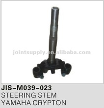 Motorcycle steering stem for YMH CRYPTON