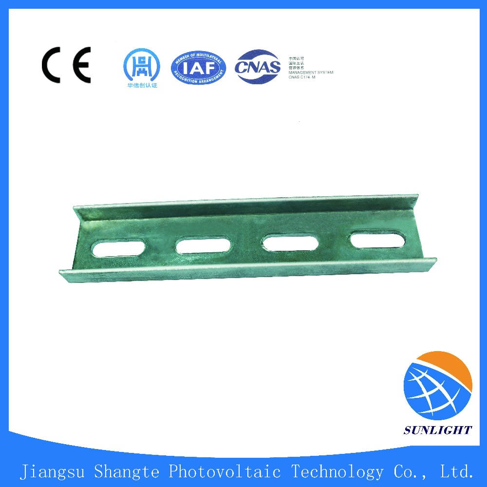 Cheap Price Customized Sizes Galvanized C Type Iron Channel Steel