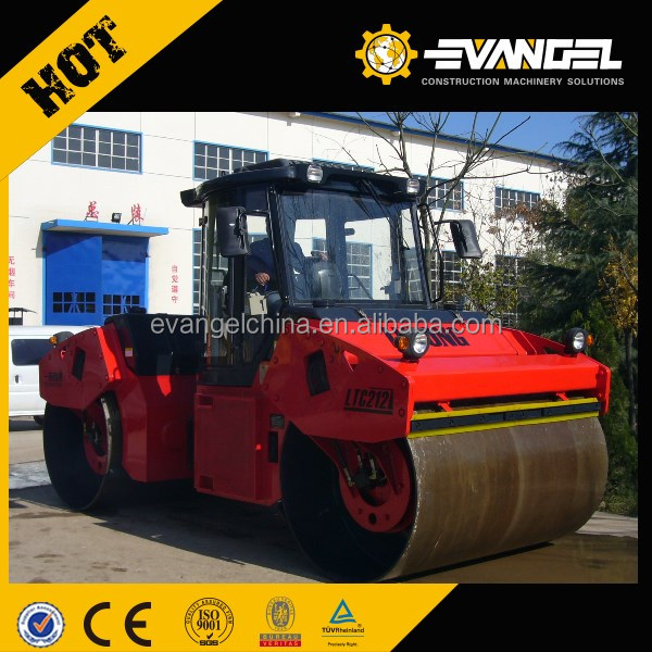 10ton new single drum road roller(LTC210)