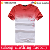 High Quality Custom Printing Tall long length t-shirts