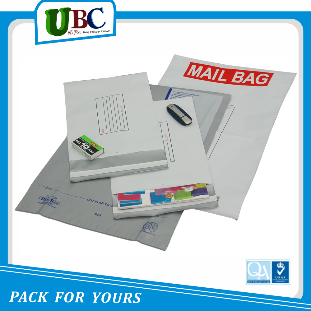 Poly Bubble Mailing Envelopes with peel and seal