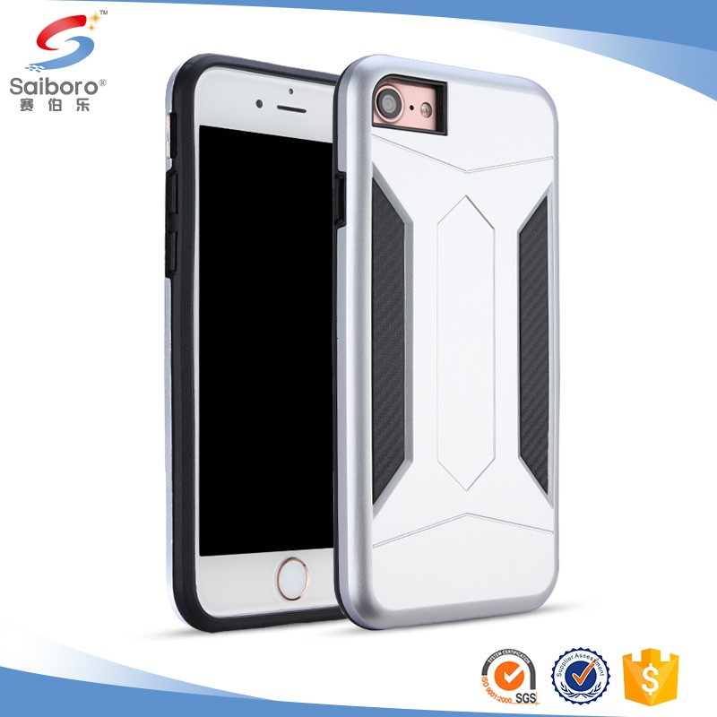 Double layer cellphone case for iPhone 5s