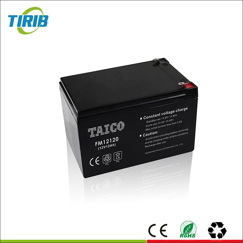 Promotional 2000 cycles charge 12v 12ah lithium battery