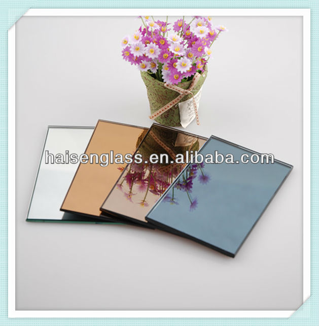 4mm-6mm colorful wall mirror