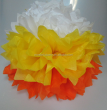 Party paper decoration accessories