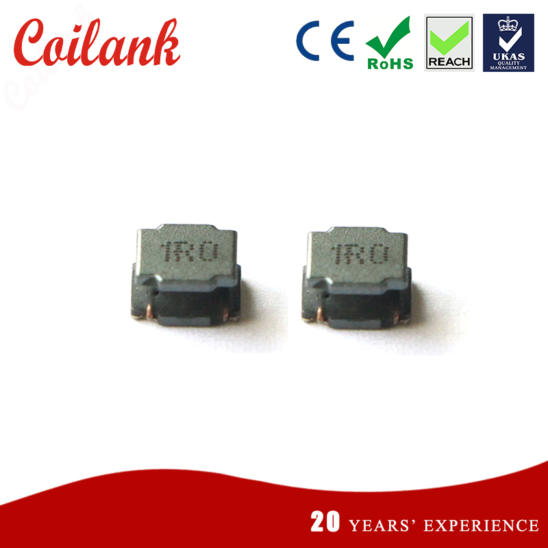 Coilank manufacturer high current magnetic shielded <strong>1</strong> uh fixed electric inductor