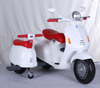 Two Seats Kids Electric Motorcycle