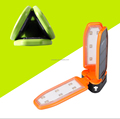 Ultra Bright Fan Shape Camping Lantern with Rechargeable Sun Power Bank