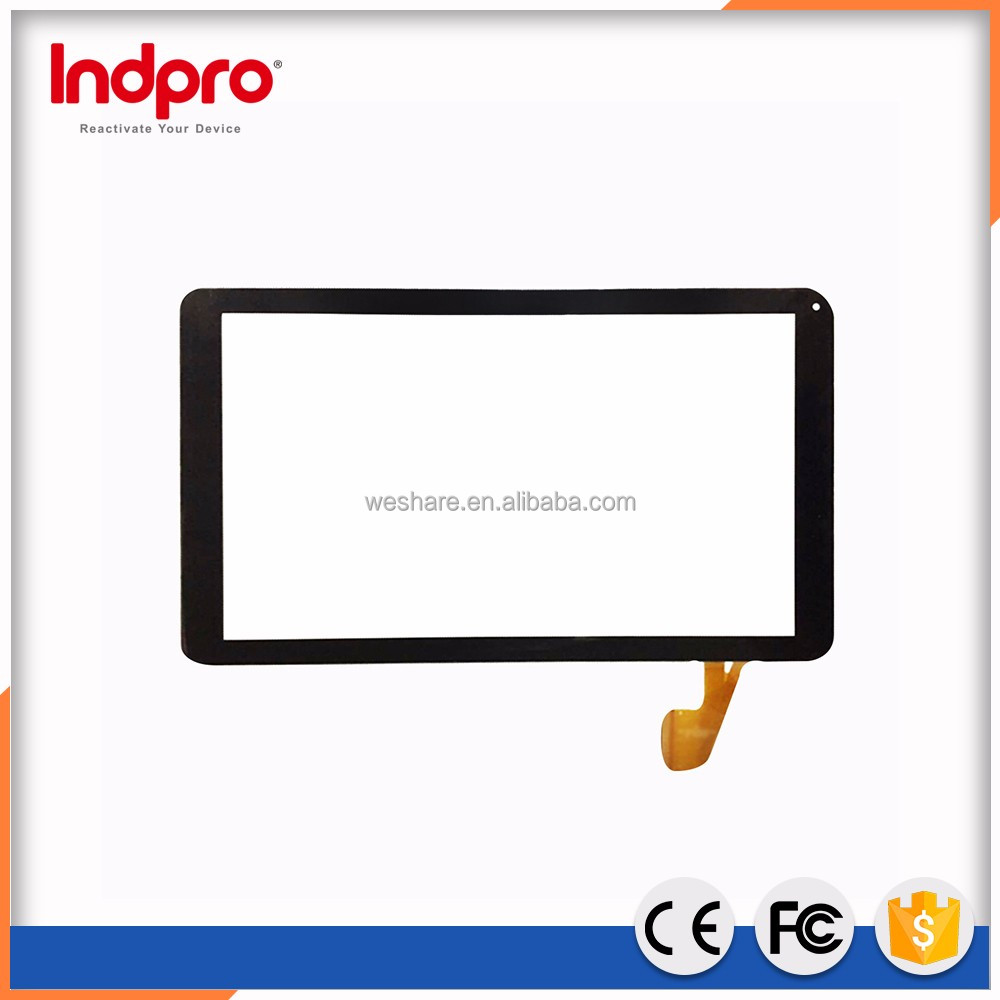 "China supplier 10.1"" panel capacitive lcd touch screen"