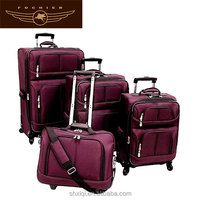 Superior Customized nylon suitcase/Travel Luggage bag