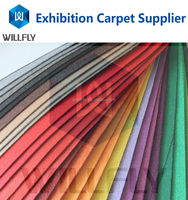 Top grade top sell need exhibition carpet