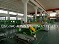 Horizontal Bias Fabric Cord Cutting Machine for motorcycle bicycle---AWi Tyre Making Machine