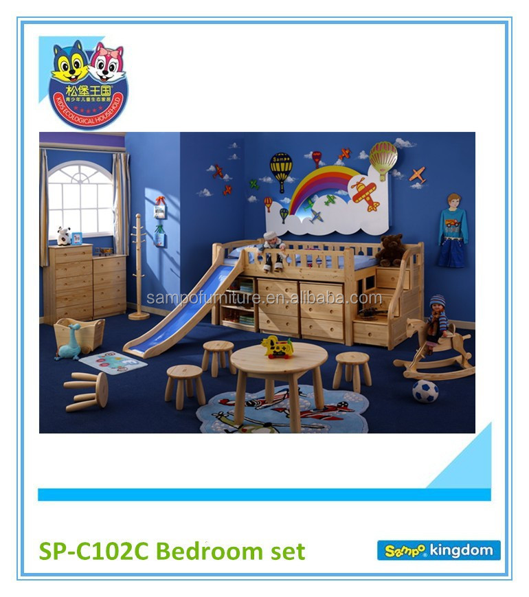 Lit Superpose En Bois Pas Cher : Cheap Loft Beds for Kids Bedroom