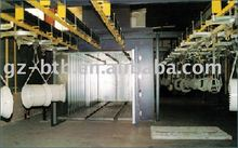 spray Painting Line for Machine Tools & Casting