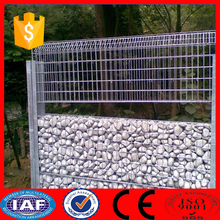 Experts Of Retaining wall rock basket wire mesh/pvc coated gabion box/stone cage for retaining wall