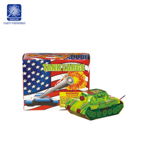 W705A Consume novelty toy big Large tank fireworks international christmas crackers