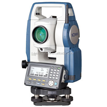 Sokkia 500m reflectorless total station prismless total station sokkia