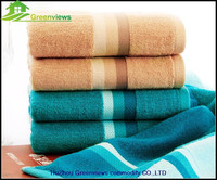 100% cotton towel Good morning Home bath terry towel Slogan towel Manufacturer