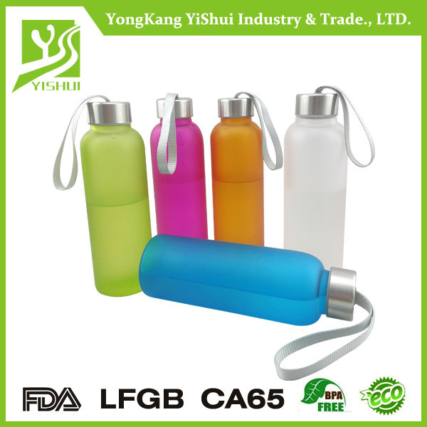 Promotion High Borosilicate glass glass bottles for wine