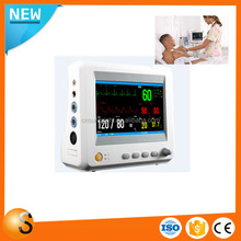 Color Screen Multi Parameter Vital Signs Monitor With Excellent Sales Service