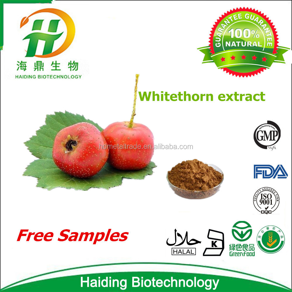 100% Pure Natural Whitethorn Extract
