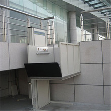 Cheap Price for Disabled People Used Vertical Man Elevator Lift