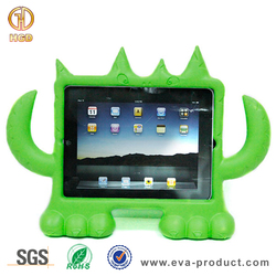 Shockproof cover for ipad 2 3 4 with child proof tablet case