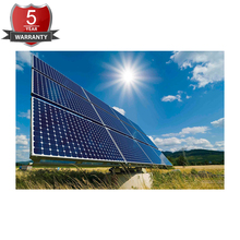 CDS solar panel mounting system tracker