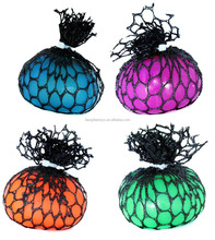 Mini Mesh Squishy Ball - Stress Squeezing Reliever