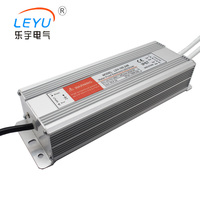 18-250w waterproof power supply for outdoors led indicator IP67 smps 100w 48vdc 2.1a constant voltage/current single output