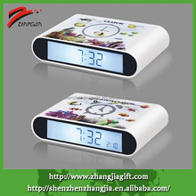 2015 Desk Decorate Creative Luminous Digital Flip Clock