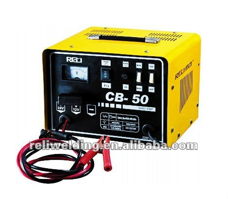 6-12V battery charger CB-50