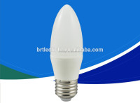 China best price 3W E14 LED Candle Lamp LED Candle Light CE&rohs