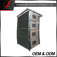 "LA3210- Outdoor Concert Sound System/3-Way Dual 10"" Line Array System"