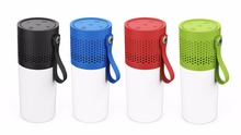 Innovative 2017 private bluetooth speakers with strobe lights for camping wireless bluetooth lighted speaker