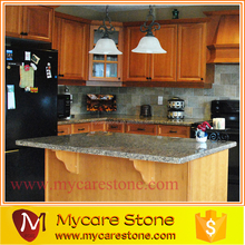Factory directly artificial stone marble beautiful island kitchen countertop