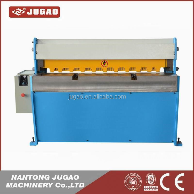 JG11D model electrical guillotine metal steel stainless sheet cutting exceptional mechanical <strong>shearing</strong> <strong>machine</strong>
